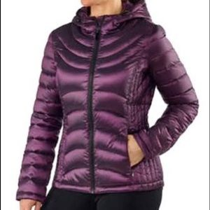 Andrew Marc Packable Down Jacket
